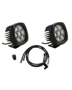 169568   LED Spot Light Kit - Spot   John Deere Gator XUV  