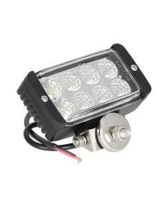 123175 | LED Work Light - 24W | Rectangular | Flood Beam |