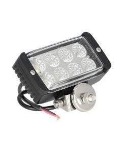123175 | LED Work Light - 24W | Rectangular | Flood Beam |