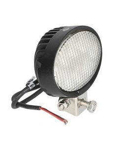 160649 | LED Work Light - 40W | Oval | Flood Beam |