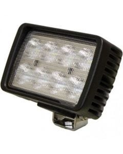 161362 | LED Work Light – 40W | Rectangular | Flood Beam | Case IH CX50 CX60 CX70 CX80 CX90 CX100 MX80C MX90C MX100 MX100C MX110 MX120 MX135 MX150 |  | 239758A1 | 9824851 | 20Y-06-K2760 | 9824851 | 239758A1 | 301891A2 | 178345A1 | 431025A1 | 9846121