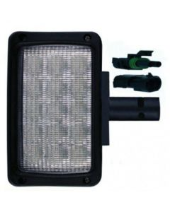 154232 | LED Work Light - 45W | Flood Beam | Case | Case IH | Ford | New Holland | Case IH Magnum 215 Magnum 245 Magnum 255 Magnum 275 Magnum 305 Magnum 335 MX180 MX200 MX210 MX215 MX220 MX230 MX240 MX245 MX255 MX270 MX275 MX285 MX305 | New Holland |