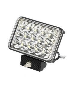 154215 | LED Work Light - 45W | Rectangular | Hi Lo Beam | International | Farmall | IH 3388 3588 3788 5088 5488 6388 6588 6788 7288 7488 | Deutz Allis 9130 9150 9170 9190 | White 120 125 140 145 170 195 |  | 146512C91 | 72161118 | 72162190