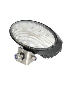 154512 | LED Work Light - Hella | 28W | Oval 90 | Pedestal Mount | Close Range | Flood |