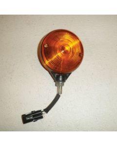 422128   Light Assembly-- 12V   Safety Warning & Turn Signal   Pedestal Mount   Round   Case 300 430 470 530 570 660 680CK 730 770 830 870 930 970 1030 1070 1090      67538C92   C5NN13N359E   AH133316   164177AS   31-2990506   A34853   AR50580   677540