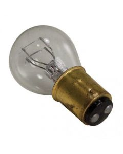 150664 | Light Bulb - 6V | Allis Chalmers | Case | Cockshutt | Ford | International | Massey Ferguson | Ford 2N 8N 9N 600 800 | International | Farmall | IH C 100 130 140 240 340 | Massey Ferguson TE20 TO20 TO30 TO35 35 |