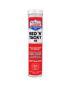 108587 | Lucas Oil- Red 'N Tacky Grease #2 | 14.5 oz. |