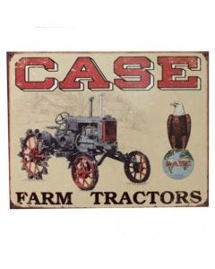 161217 | Metal Tractor Sign - Case CC | 16.5