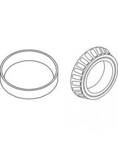 160923 | MFWD Bearing and Cup | Massey Ferguson 261 265S 271 281 360 362 364S 365 374S 375 375 383 384S 390 390 390T 393 394S 396 398 3050 3060 3065 3075 4225 4235 4240 4243 4245 4253 4255 4260 4263 4265 4270 4325 4335 4345 |  | 3426850M2 | 3426850M1