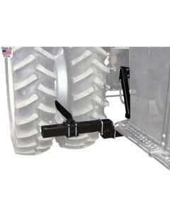 123299 | Mud Scraper | Case IH 7010 7120 7130 7230 7240 | New Holland CR920 CR940 CR960 CR9040 CR9060 |