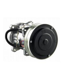 168411 | Air Conditioning Compressor with 2 Groove Clutch - Sanden | AGCO 9365 | Case 85XT 90XT 95XT 521D 570LXT 570MXT 580L |  | 700713317 | 1999755C2 | 199755C3 | 700713317 | 700713317 | 86993462 | 86983967 | 700713317 | 1990760C1 | 86983967 | 86993462