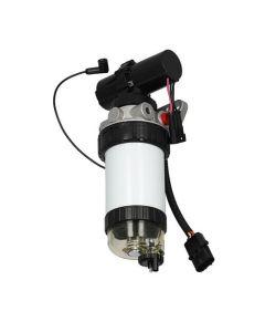 140607 | Electric Fuel Lift Transfer Pump with  Head & Filter with Seperator | Case IH MXM120 MXM130 MXM140 MXM155 MXM175 MXM190 WDX901 WDX1101 WDX1701 WDX1902 WDX2302 | New |  | 87374411 | 87802728 | 87327688 | 87802055 | 87802238 | 87802927 | 87802203