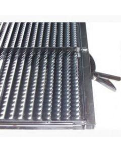 "103006   1-3/8"" Narrow Spaced Adjustable Chaffer (Small Grain)   New   Gleaner   M   M2   M3   Gleaner M M2 M3  "