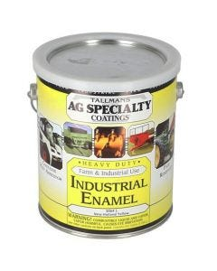 100725   New Holland Yellow Tractor Paint   Gallon  