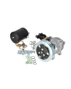 121526 | Air Conditioning Compressor Conversion Kit - Late Models | International | Farmall | IH Hydro 100 Hydro 186 766 786 815 886 915 966 986 1066 1086 1440 1460 1466 1470 1480 1486 1566 1586 |