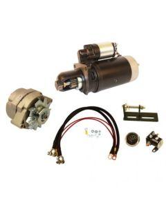 120547   Alternator & Starter (Bosch style) Conversion Kit - 24V to 12V   John Deere 3010 3020 4010 4020      SE501474   TY16172