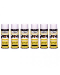 156307 | Oliver Meadow Green Tractor Paint | Aerosol | 6-Pack |