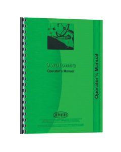 122545 | Operator's Manual - 1700 | Owatonna 1700 |