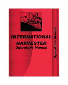 116786 | Operator's Manual - 715 | International | Farmall | IH 715 |