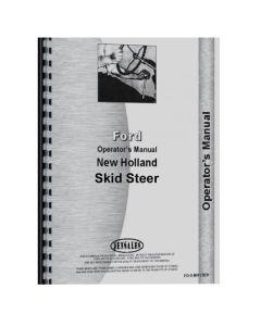 122539   Operator's Manual - L445   New Holland L445  