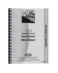 122540 | Operator's Manual - L553 | L554 | L555 | New Holland L553 L554 L555 |