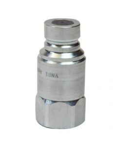 159972 | Parker FEM−502−10FO Hydraulic Quick Coupler Nipple | Male | 1/2