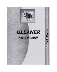 116762 | Parts Manual - K | Gleaner K |