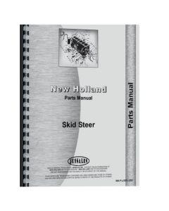 122563   Parts Manual - L553   L555   New Holland L553 L555  