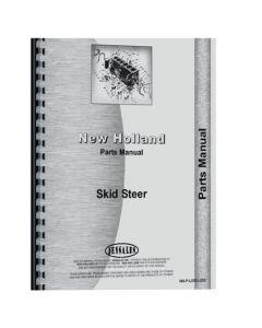 122564 | Parts Manual - L784 | L785 | New Holland L784 L785 |