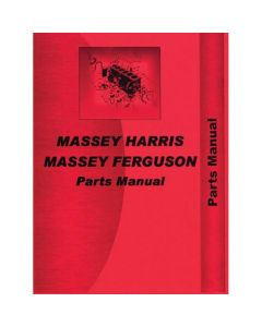 116629 | Parts Manual - TE20 | TEA20 | TO20 | TO30 | Massey Ferguson TE20 TEA20 TO20 TO30 | Massey Harris 20 |