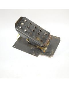 433623 | Pedal Bracket Assembly - LH | John Deere 318D 318E 319D 319E 320D 320E 323D 323E 324E |  | AT395398