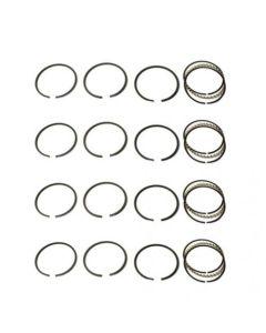 "129170   Piston Ring Set - .020"" Oversize - 4 Cylinder   Continental F140   Massey Harris 22 23 82 101 102   Oliver Super 44 440  "