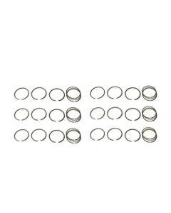 129043 | Piston Ring Set - Standard - 6 Cylinder | Minneapolis Moline G1350 G1355 585 | Oliver 2155 2270 2655 | White 2-150 |