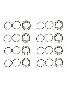 128878 | Piston Ring Set - Standard - 8 Cylinder | Case 1010 1060 1660 |