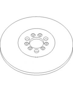 162258 | Pulley - Stationary Rotor Drive | Case IH 2377 2388 |  | 87529708 | 411406A1