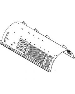164043   Rotor Cage - Extended Wear   Case IH AFX8010 7010 7120 8010 8120 9120      87341408   87391297   86980999