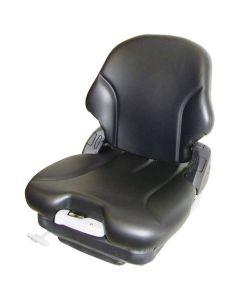 122493   Seat Assembly - Air Suspension   Vinyl   Black   Bobcat A300 S70 S100 S130 S150 S160 S175 S185 S205 S220 S250 S300 S330 T110 T140 T180 T190 T250 T300 T320 463   Case SR130 SR150 SR175 SR200 SR220 SR250 SV185 SV250 SV300 TR270 TR320 TV380 40XT  