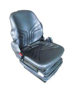 123855 | Seat Assembly | Grammer | Mechanical Suspension | Vinyl | Black | Allis Chalmers 6680 6690 | Case CX130B CX135SR |  | 72272450 | 8406764 | AH201593 | 3389500M2 | 72275525 | 72275527 | 73335392 | 84067650 | 86982453 | AH228255 | AL180265