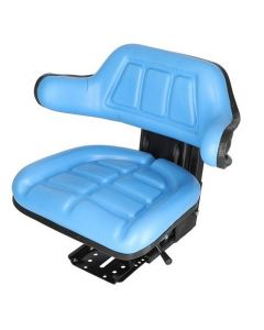 101374 | Seat Assembly - Grammer Style | Vinyl | Blue | Ford NAA 2N 8N 9N 230A 231 233 234 250C 260C 333 334 335 340 340B |  | E7NN400KA | 5161727 | D9NN400DB12B | TY24763 | 1672345M91 | E7NN400HA12M | TY24764 | W100BL | 193451M1 | 3901773M91 | W222BL