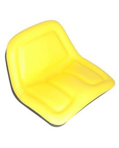 113974 | Seat Assembly | High Back | Vinyl | Yellow | John Deere 375 570 |  | TY15863