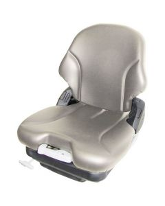 122494 | Seat Assembly - Mechanical Suspension | Vinyl | Gray | Bobcat A300 S70 S100 S130 S150 S160 S175 S185 S205 S220 S250 S300 S330 T110 T140 T180 T190 T250 T300 T320 463 | Case SR130 SR150 SR175 SR200 SR220 SR250 SV185 SV250 SV300 TR270 TR320 |