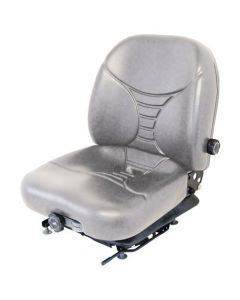 122500 | Seat Assembly | Vinyl | Gray | John Deere CT315 CT322 CT332 240 250 260 270 280 313 315 317 318 319 320 323 325 326 |  | AT315073 | 86591379 | AT327447 | AT344971 | AT347476 | AT361224 | 86579884 | 86591378 | 86591414 | 86610722 | 87019258
