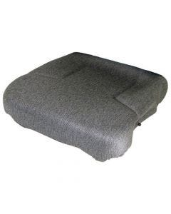 Seat Cushion Fabric Gray fits Case IH 7210 8910 7130 1666 7140 7230 7120 7150 5120 8920 5230 5130 7250 8930 5250 7240 7220 8950 7110 5140 8940 5240