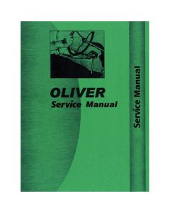 116703 | Service Manual - 1850 | 1950 | 2-115 | 4-115 | Oliver 1850 1950 | White 2-115 4-115 |