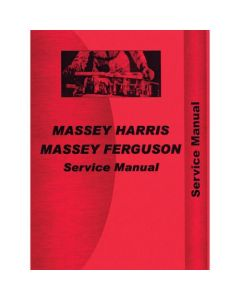116183 | Service Manual - 20 | 20K | Massey Harris 20 20 |