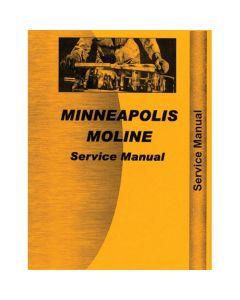 116664   Service Manual - 445   Minneapolis Moline 445  