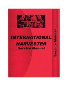 116779 | Service Manual - 615 | 715 | International | Farmall | IH 615 715 |