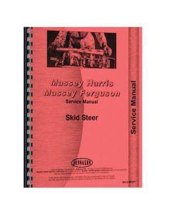 122593 | Service Manual - 711B | Massey Ferguson 711 |