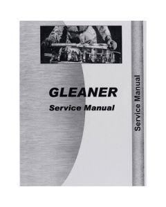 116754 | Service Manual - K | Gleaner K |