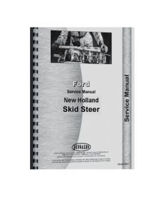122597 | Service Manual - L451 | L452 | L454 | L455 | New Holland L451 L452 L454 L455 |